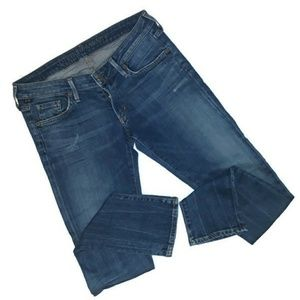 Citizens of Humanity distressed skinny jeans SZ 28
